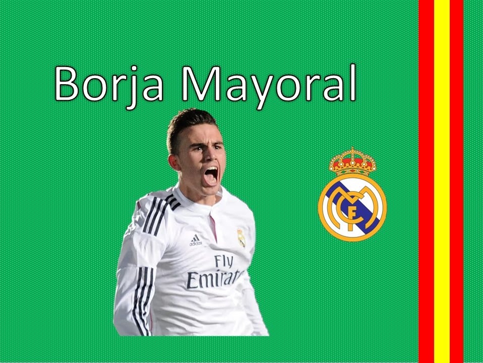 Borja-Mayoral-Real-Madrid