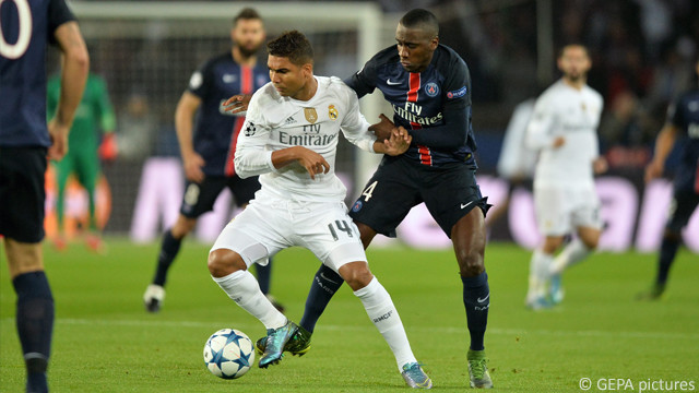 Casemiro-Paris-Saint-Germain