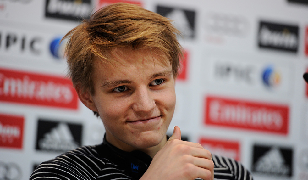 martin-odegaard-real-madrid-Archivbild