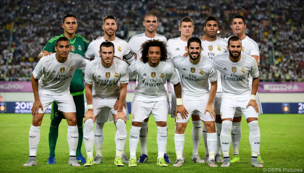 real madrid spieler 2019