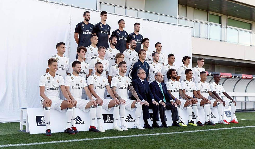 Kader Real Madrid